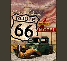 Get your Kicks on Route 66 Unisex T-Shirt