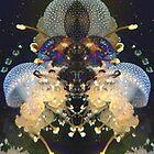 Jellyfish Space Being by HeklaHekla