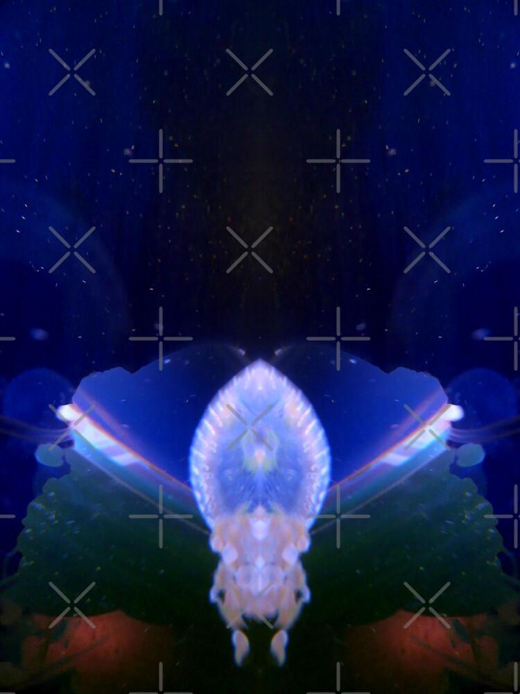 Light Being on Earth by Hekla Hekla