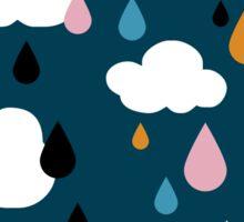 A Rainy Day Sticker