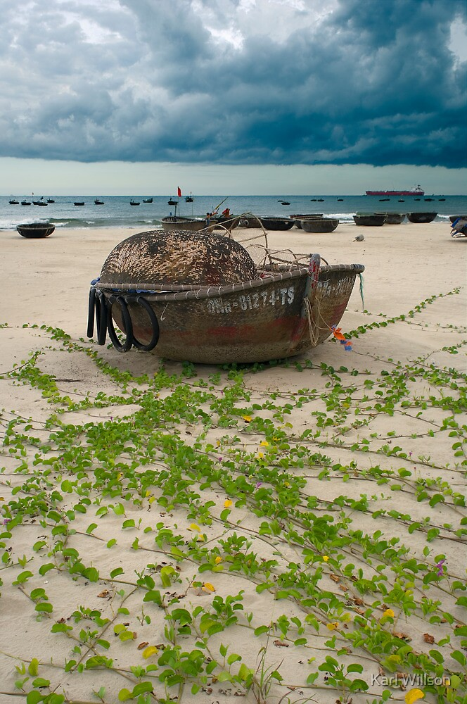 Beach Creepers by Karl Willson