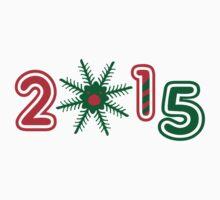 2015 Merry Christmas Baby Tee