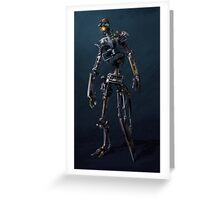HENRi Robot Concept Greeting Card