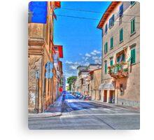 Certaldo, Italy Canvas Print