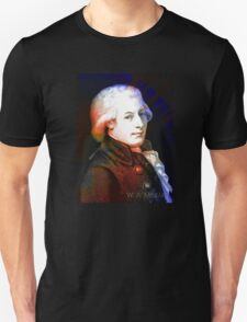 Amadeus Mozart  T-Shirt
