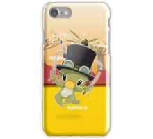 Playpen Platypus Inventor iPhone Case/Skin