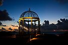 Gazebo Dawn by dlhedberg