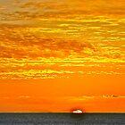 Sunset by Michael  Corwin