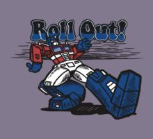 Roll Out! by Brinkerhoff