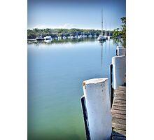 Currambene Creek Mooring Photographic Print
