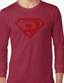 Superman- Red Son Long Sleeve T-Shirt