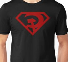 Superman- Red Son Unisex T-Shirt