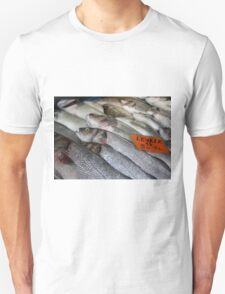 Freshwater Perch for Sale T-Shirt