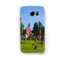 Memorial Rows Samsung Galaxy Case/Skin