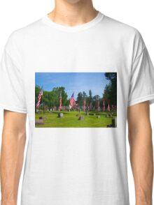 Memorial Rows Classic T-Shirt