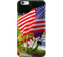 Memorials iPhone Case/Skin