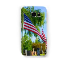 Monuments Samsung Galaxy Case/Skin