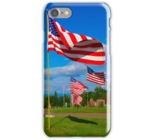 Patriot Blue iPhone Case/Skin