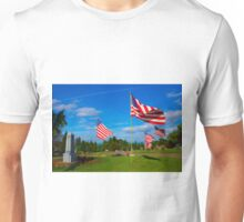 Patriot Blue Unisex T-Shirt