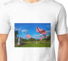 Patriot Blue Unisex T-Shirt