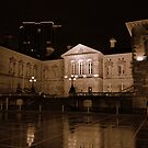 Custom House at night, Belfast by Chris Millar