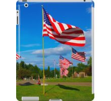 Patriot Blue iPad Case/Skin