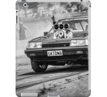 SKIDMA Burnout iPad Case/Skin