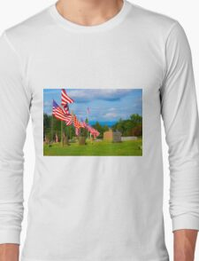 Patriot Row Long Sleeve T-Shirt