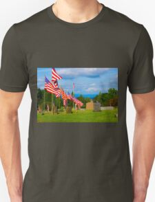 Patriot Row T-Shirt