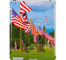 Patriot Row iPad Case/Skin