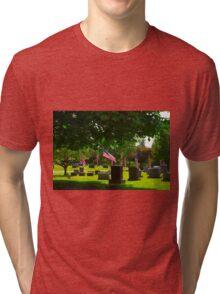 Shady Stones Tri-blend T-Shirt