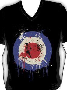 Mod Drip Splatter T-Shirt