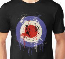 Mod Drip Splatter Unisex T-Shirt