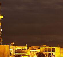 Radio Tower by Omar Dakhane