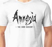 Amnesia: the Dark Descent (black) Unisex T-Shirt
