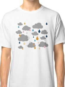 I Love Rainy Days Classic T-Shirt