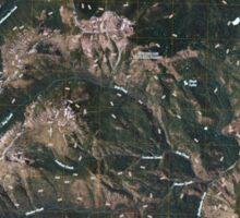 USGS Topo Map Washington State WA Timberwolf Mountain 20110506 TM Sticker