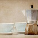 Coffee Time by Hege Nolan
