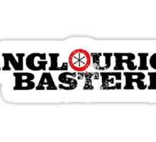 Changlourious Basterds Sticker