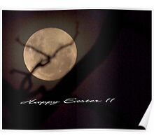 Happy Easter To My Friends! Poster