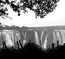 Victoria Falls by Emma  Gilette