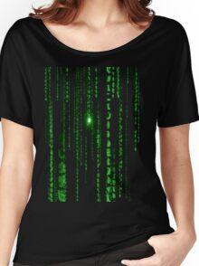 Matrix 2 Women's Relaxed Fit T-Shirt