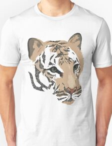 Graphic Tiger  T-Shirt