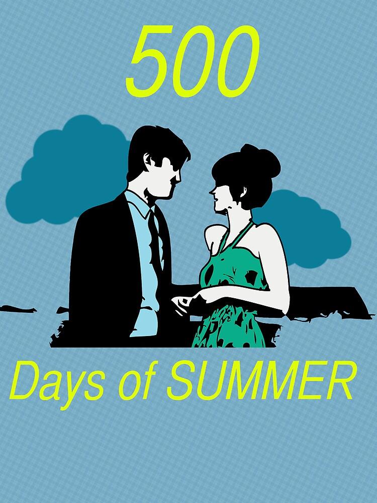 500 days of Summer by TatiDuarte