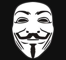Guy Fawkes anonymous by djhypnotixx