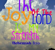 The Joy Of The Lord by Vince Scaglione