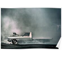 TOOTHY Burnout Poster