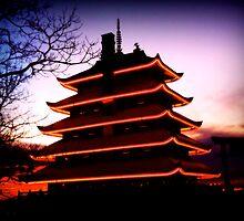 Pagoda by Robert Plummer