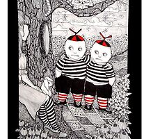 The Tweedles by Lenora Brown