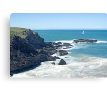 McCauleys Headland, Coffs Harbour Regional Park, NSW Canvas Print